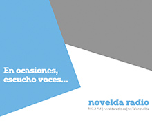 Ampliar wallpaper Novelda Radio