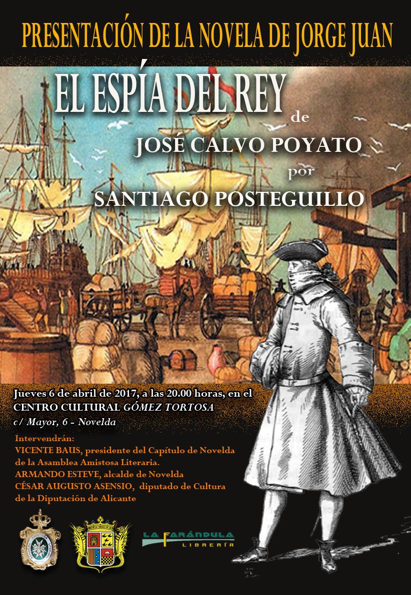 CARTEL libro Jorge Juan