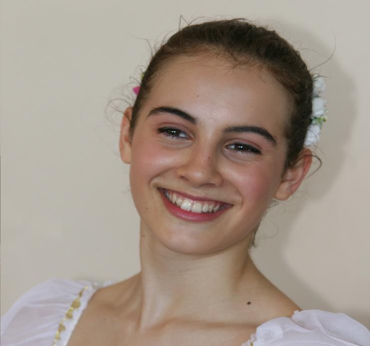 bailarina mini