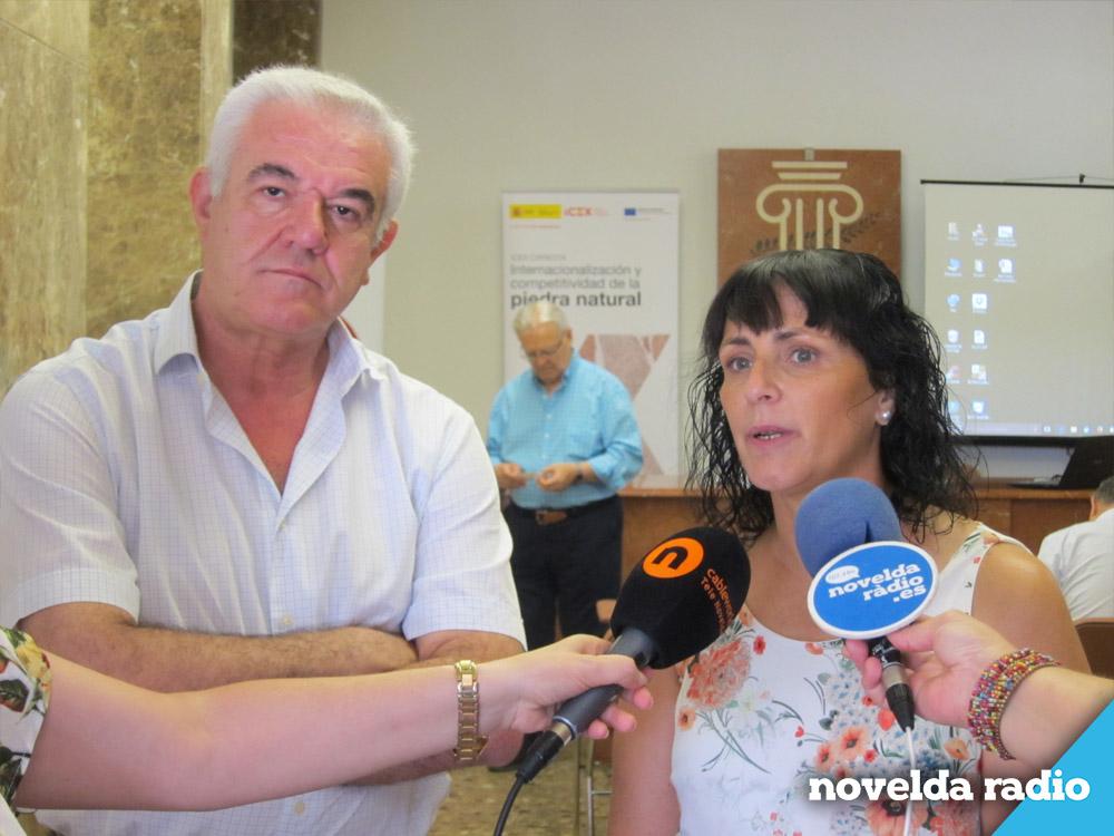 de la comunidad valenciana ha acogido esta maana un taller de trabajo sobre y de la piedra natural dirigido a las