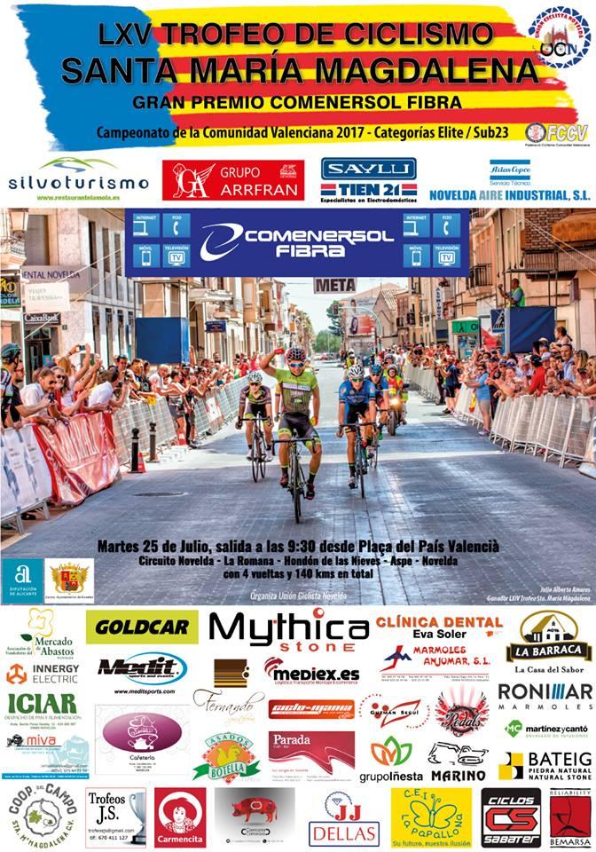 trofeo ciclismo 25