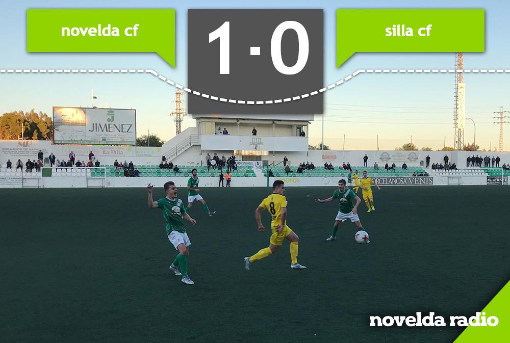 2017.12.17 Marcador Novelda CF vs Silla CF