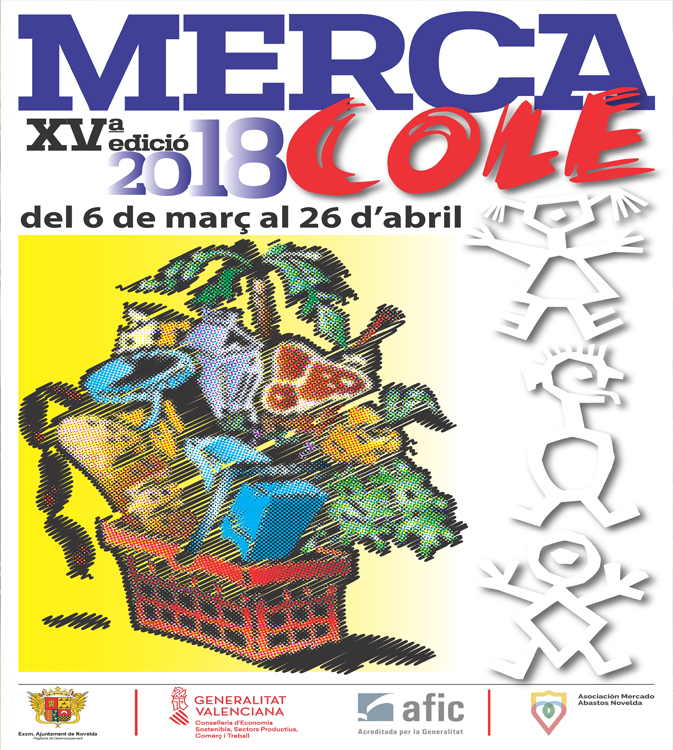 Cartel Merca web