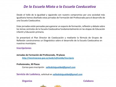 Programa Escuela Coeducativa 01