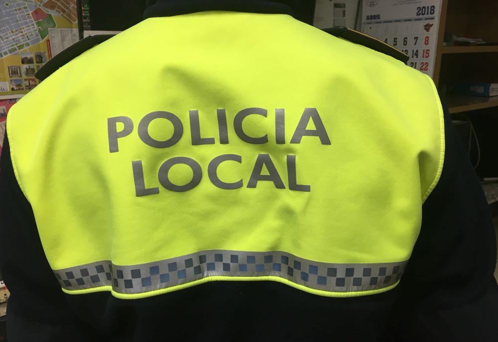 policia mini