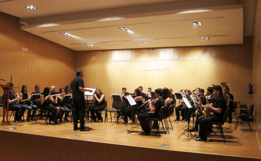 Auditorio mini