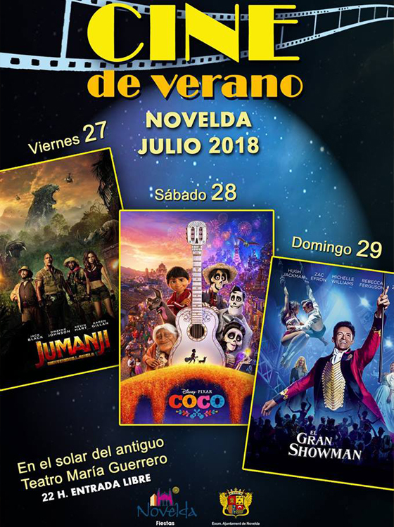 Cartel cine web