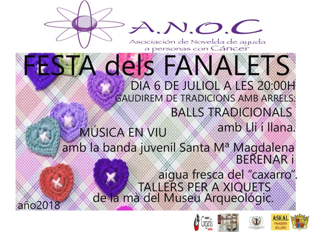 cartel ANOC