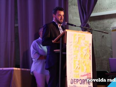 Jordi Miralles, concejal de deportes.
