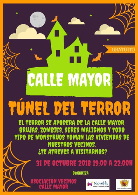 tunel del terror ok