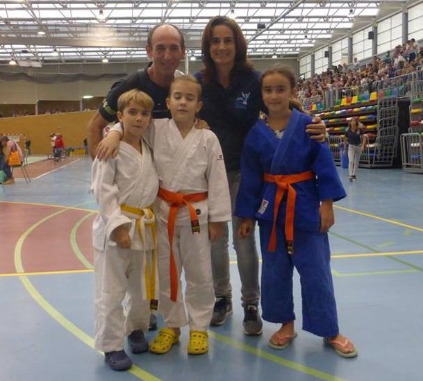 fuente: Facebook Escuela de Judo de Novelda.