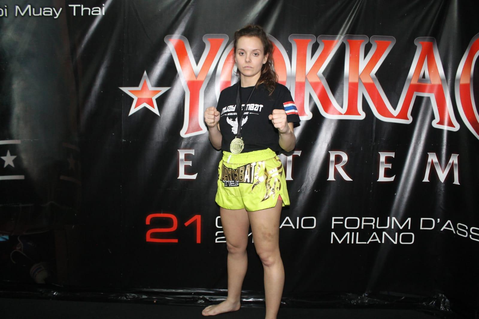 Maite Muay Thai