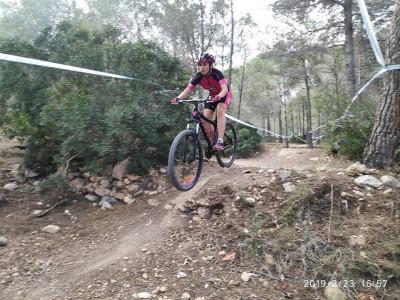 Imagen cedida por Escuela de Ciclismo de Novelda