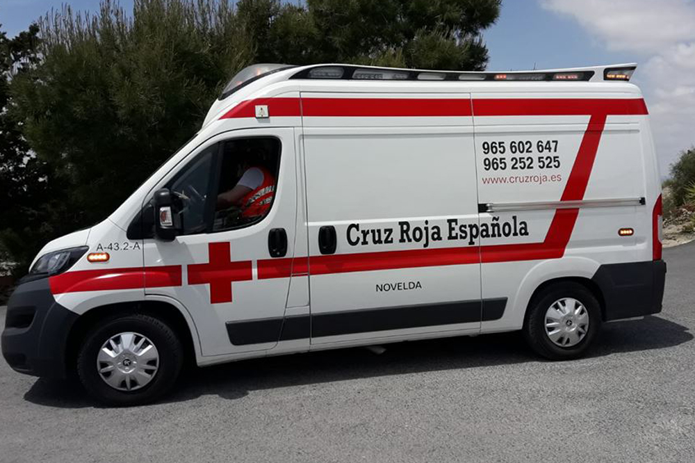 Ambulancia web