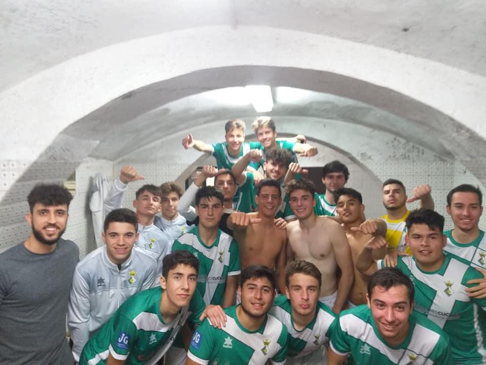 Equipo juvenil (imagen Facebook Novelda UD).