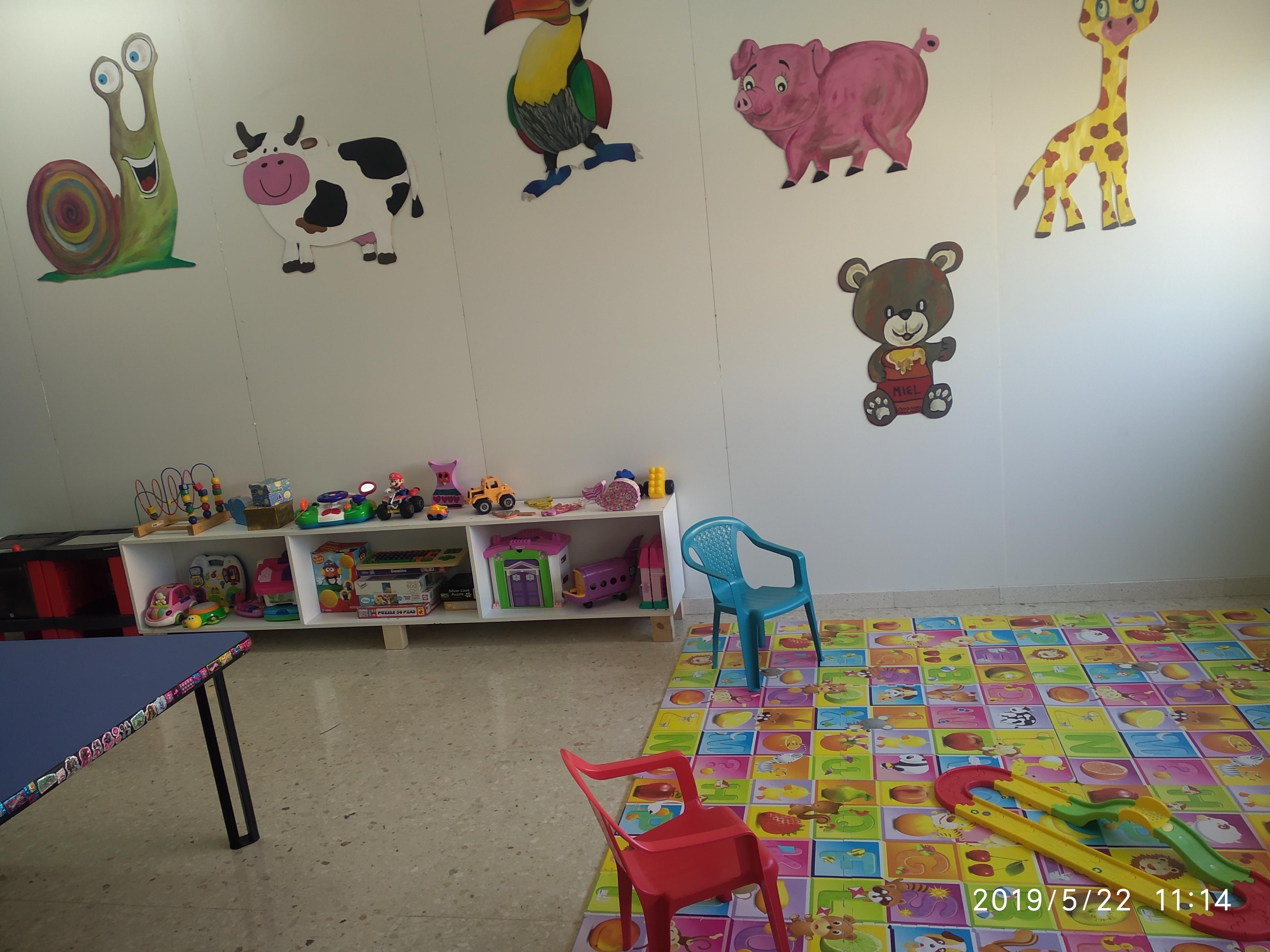 sala infantil 2