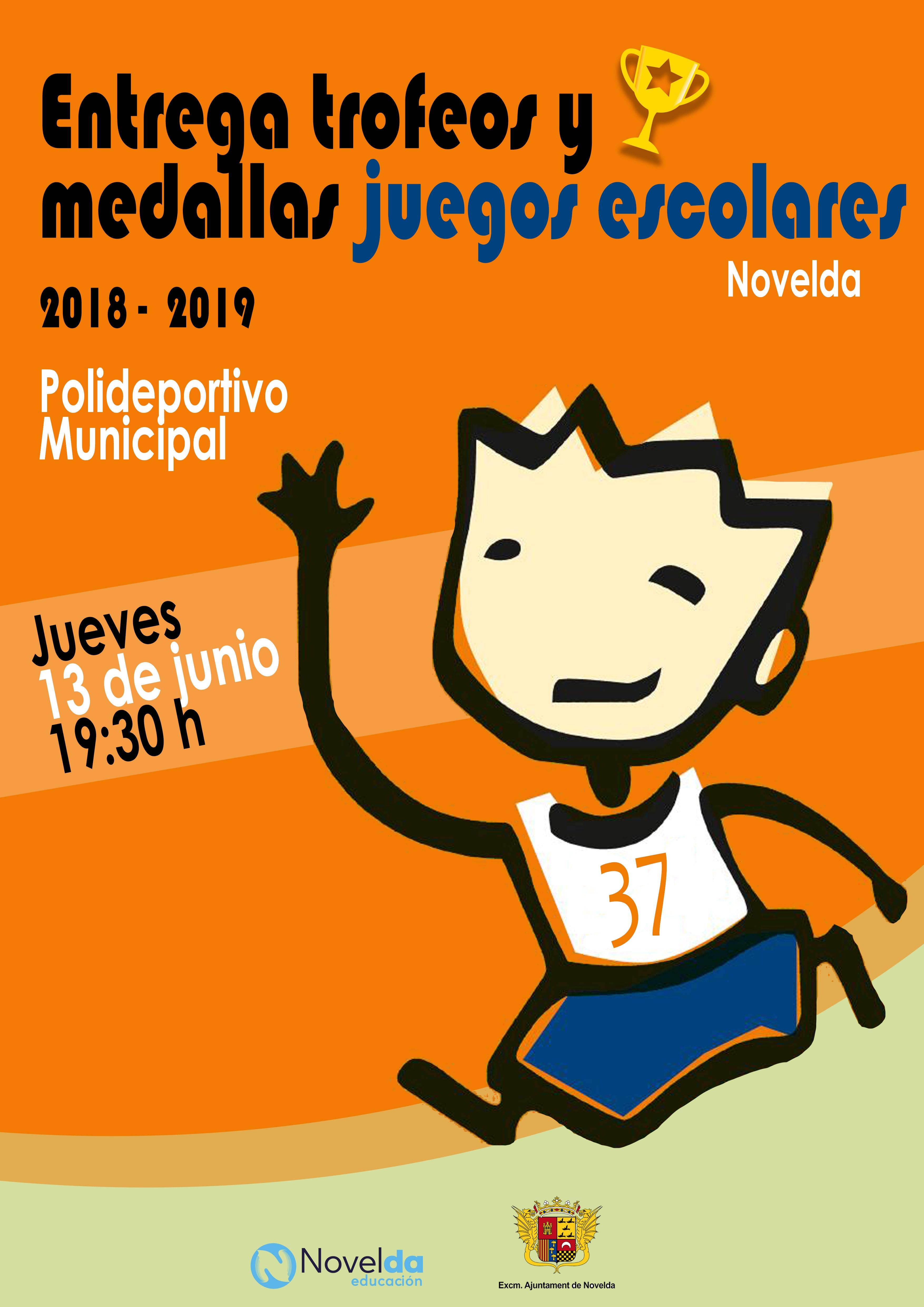 Premios Juegos Escolares