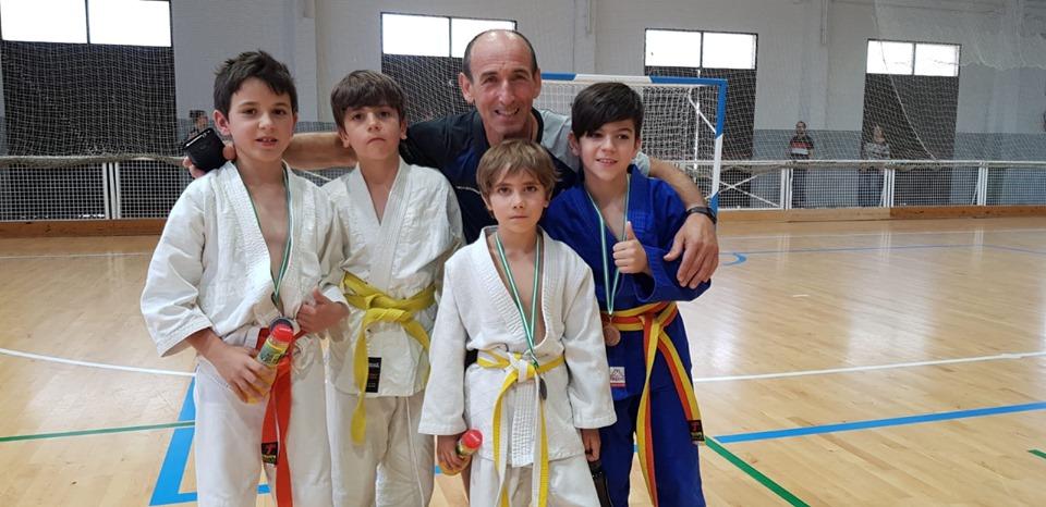 Fuente: Facebook Escuela de Judo de Novelda