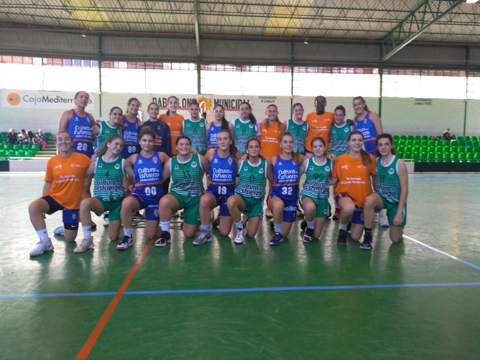 Equipo cadete femenino 05