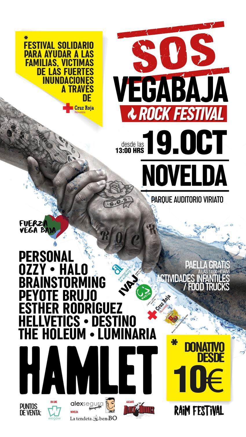 Cartel SOS Festival