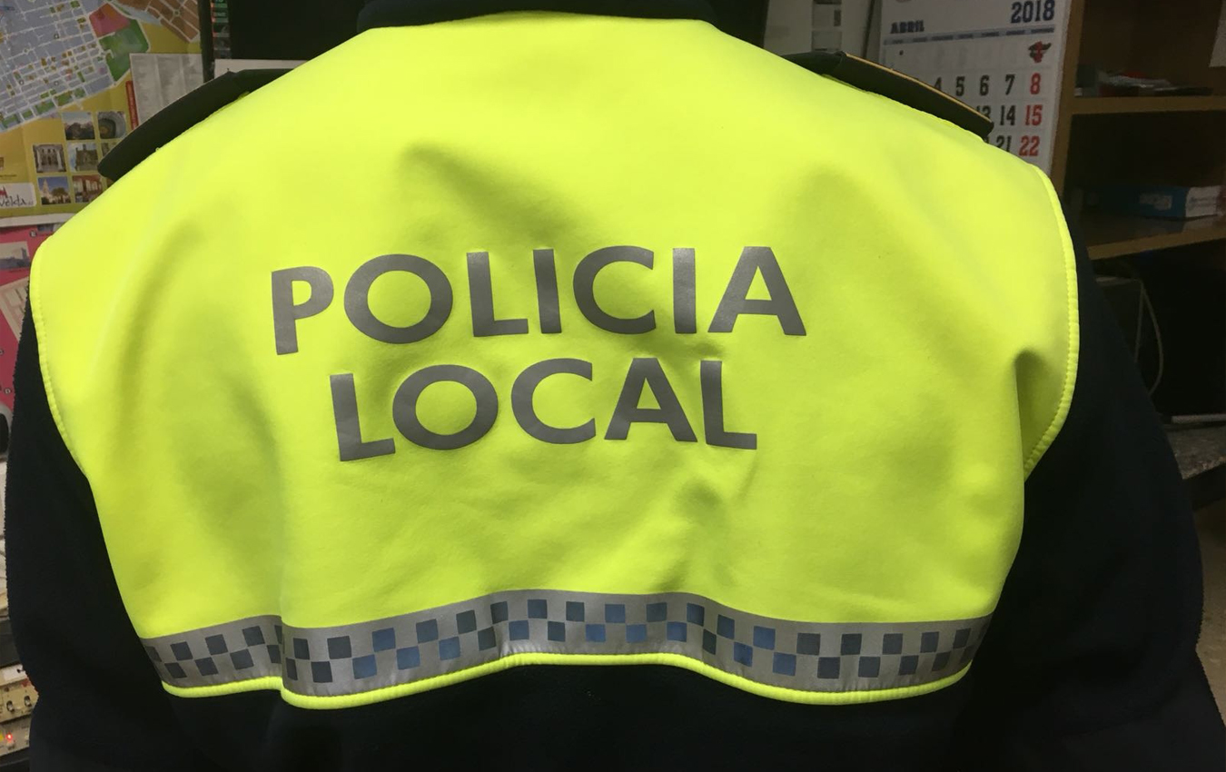 Policía mini