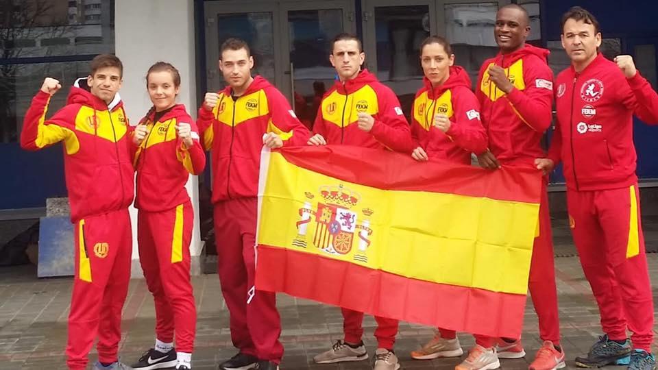 fuente: Facebook FEKM- Federación Española de Kickboxing y Muaythai