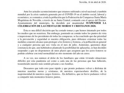 Suspensión Fiestas de Moros y Cristianos 2020_page-0001