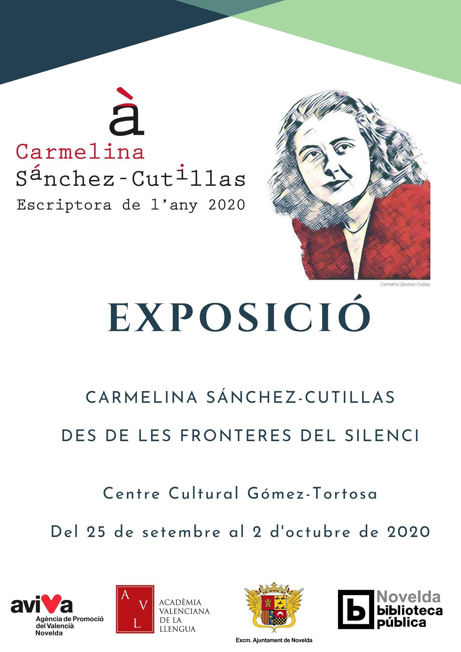 Cartell Exposició Carmelina